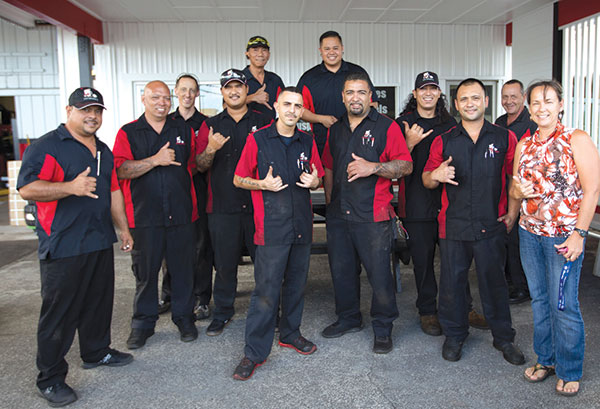 Lex Brodie's Tire voted the BEST in East Hawaii