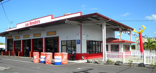OUR PAHOA STORE IS BACK!